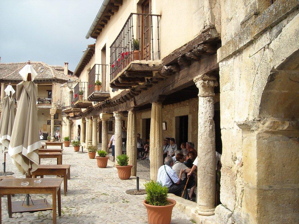 aprende cultura española pedraza